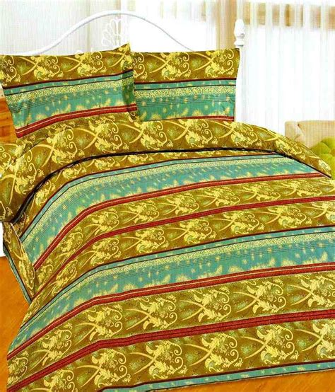 heritage bed linen indian heritage green poly cotton contemporary bed sheets
