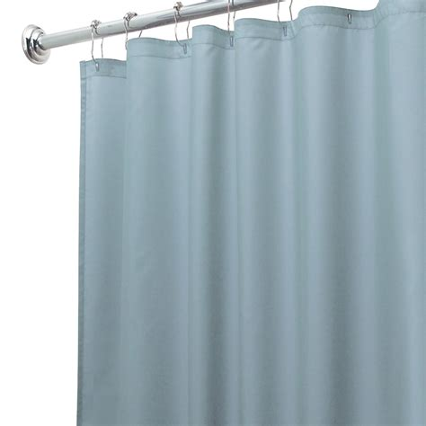 shower curtain and liner in one waterproof shower curtain liner