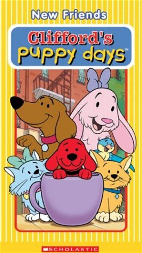 clifford s puppy days clifford s puppy days tv show tvguide