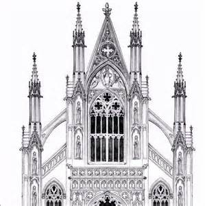 gothic facade by dashinvaine on deviantart
