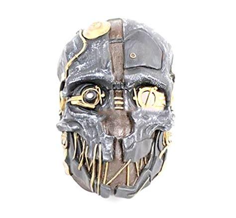 dishonored mask dishonored mask corvo attano rat urethane costume cosplay