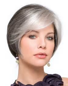 salt and pepper pixie cut human hair wigs short curly wigs for older women short hairstyle 2013