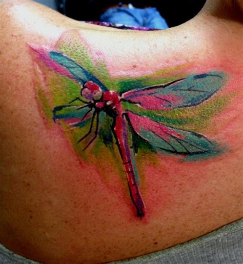 meaning of dragonfly tattoo watercolor dragonfly designs ideas and meaning