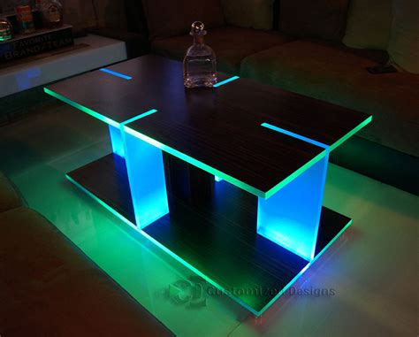 Led Table by Led Nightclub Lounge Furniture Customized Designs