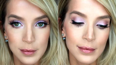 tutorial makeup casual everyday casual mermaid makeup tutorial leighannsays
