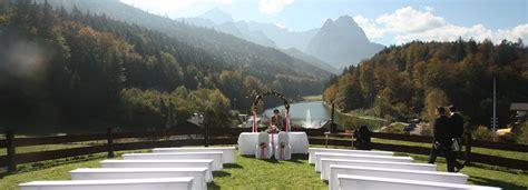 Hochzeitslocation Bayern by Die Perfekte Location F 252 R Ihre Hochzeit In Den Bergen In