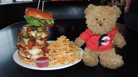 Navy Seal Burger trident grill s quot navy seal quot burger challenge trident ii east foodchallenges