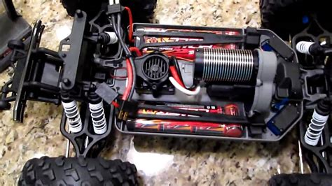traxxas  maxx brushless edition review youtube