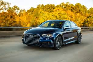 Audi S3 2017 Audi S3 One Week Review Automobile Magazine