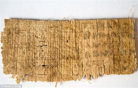 proof jesus was married found on ancient papyrus that jesus was married proof god spoke to his wife and mary