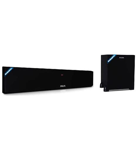 top 10 sound bar systems buy philips in dsp470u94 soundbar system online at best