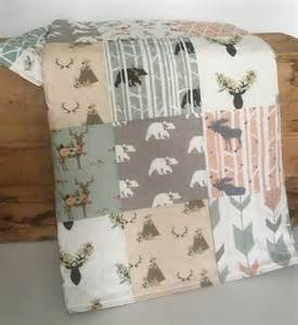 woodland nursery bedding set 1000 ideas about woodland nursery bedding on