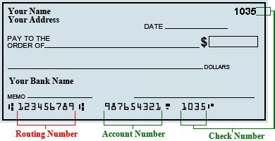 td bank routing numbers