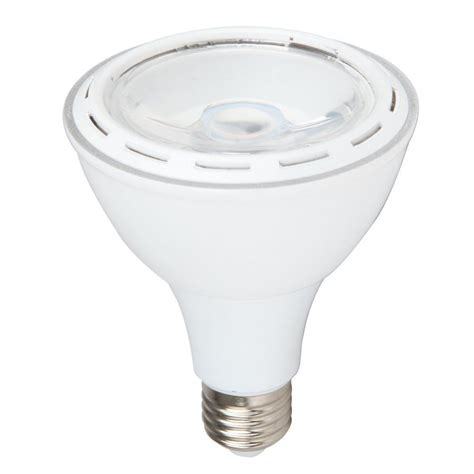 led par30 vt 1212 par30 led 12w es 3000k warm white non dimmable