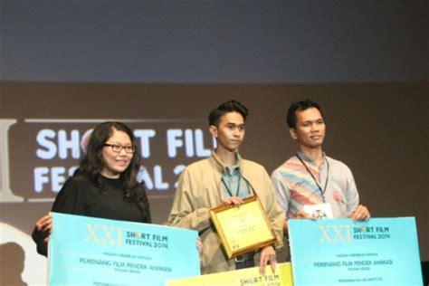 film fiksi naratif satu harapan film pendek peraih penghargaan xxi short