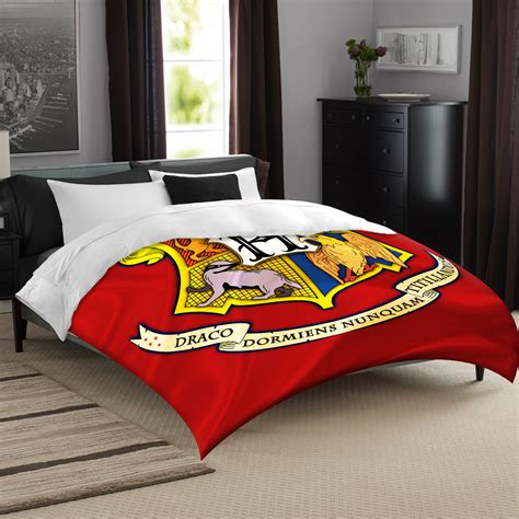 harry potter bedding set house teams bedding set inspired by harry potter by