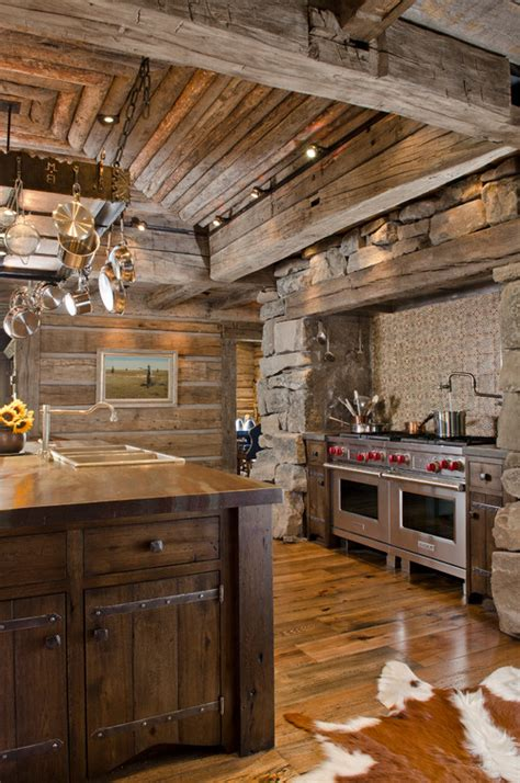 10 Rustic Spaces We From 10 Beautifully Rustic Kitchen Spaces Live In The Home