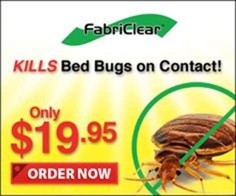 bed bug spray for hotel rooms fabriclear bed bugs on bed bug spray bed bugs and infomercial products
