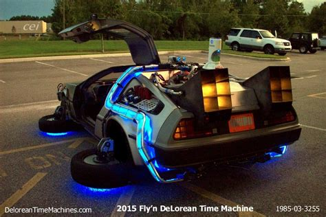 rent a delorean delorean rental hire a delorean