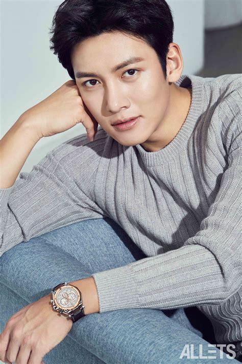 ji chang wook magazine cf ji chang wook gets timely for gc watch ji
