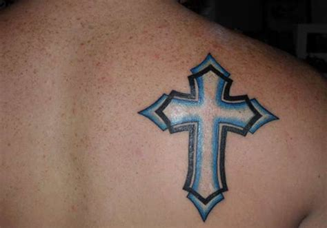 26 lovely small cross tattoos creativefan