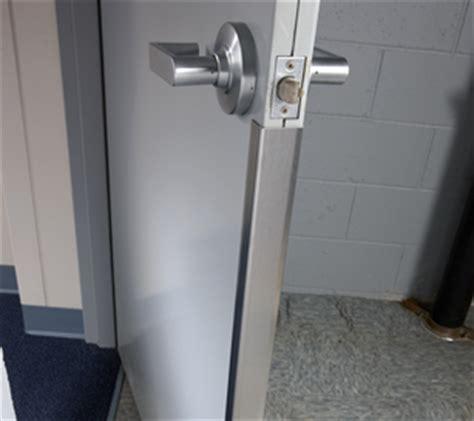 Adell Stainless Steel Door Edge Guards - stainless steel door edge protector