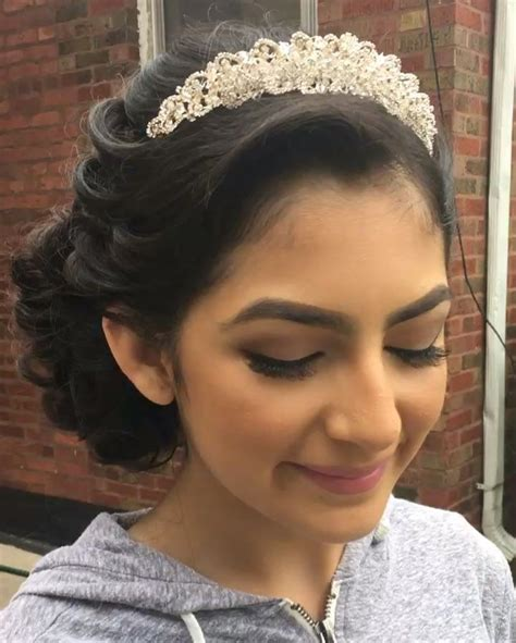 sweet sixteen hairstyles 2013 quinceanera hairstyles 2013 with crown www imgkid com