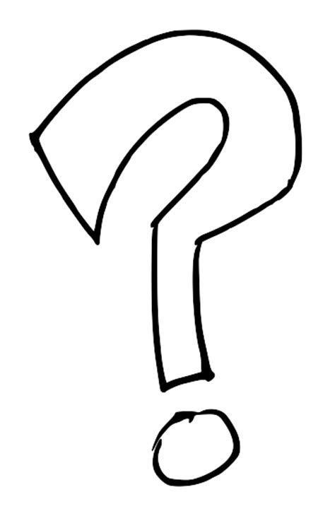 printable question mark printable question mark clipart best