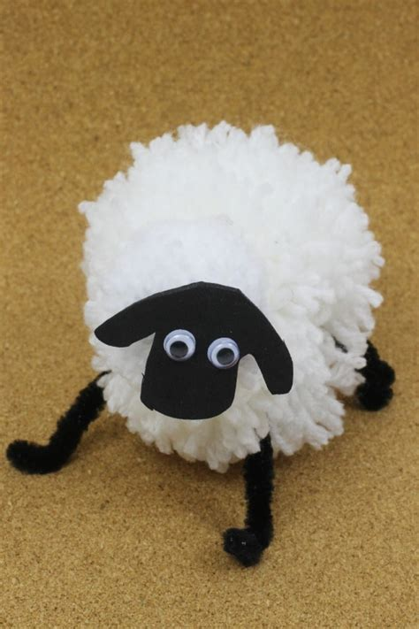 sheep crafts for 10 shaun the sheep crafts for