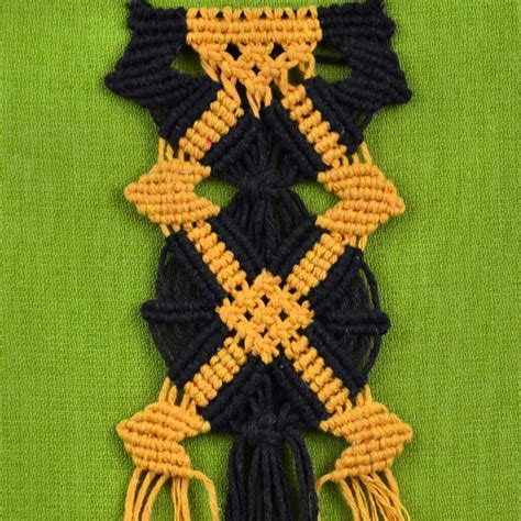 Free Macrame Pattern - macrame school free macrame tutorials and patterns