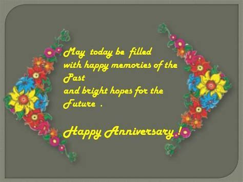 Wishes For A Happy Anniversary. Free To a Couple eCards