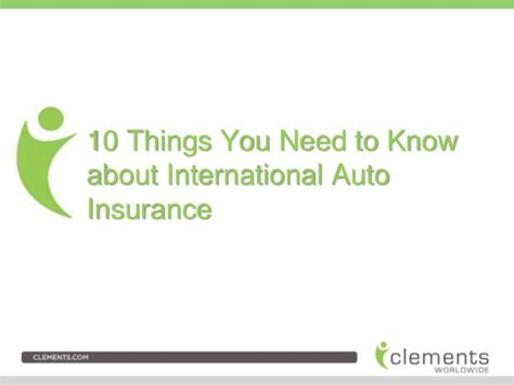 Automobile Club Inter Insurance 1 by Top 10 Tips For International Auto Insurance