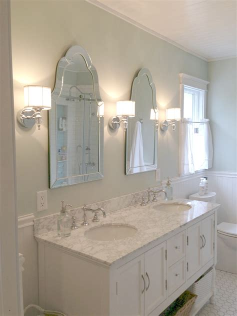 sw sea salt bathroom master bath carrera sherwin williams sea salt bead