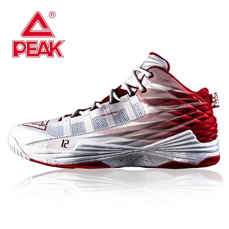 peaks basketball shoes peak dwight howard dh1 houston rocket home signature