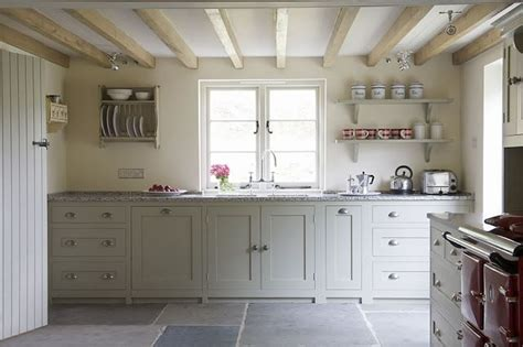 Unfitted Kitchen Furniture by Modern Country Style Colour Study Farrow And Ball French Gray