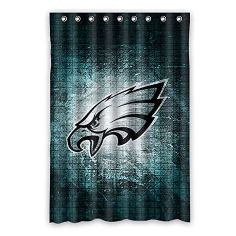 philadelphia eagles curtains eagles shower curtains shower curtains outlet