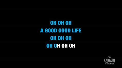 good life onerepublic instrumental mp3 download good life in the style of quot one republic quot karaoke video