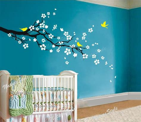 Bird Wall Decals For Nursery Best 25 Bird Wall Decals Ideas On Pinterest Bird Wall Wall Stickers Tree And Tree