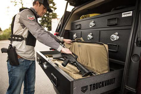 tactical truckvault