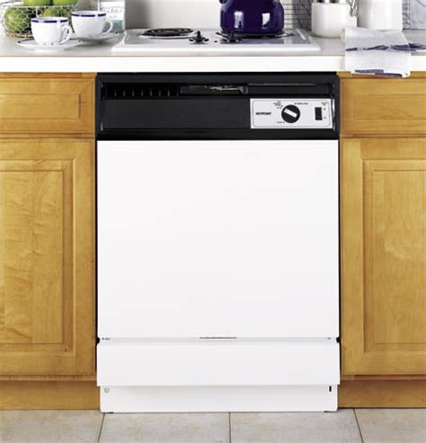 Hotpoint 174 Built In Dishwasher Hda1000gwh Ge Appliances