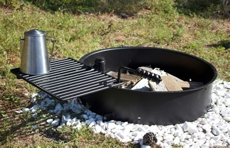 Image Of Firepits Decoration 48 Steel Fire Pit Ring 48 Large Pit Ring