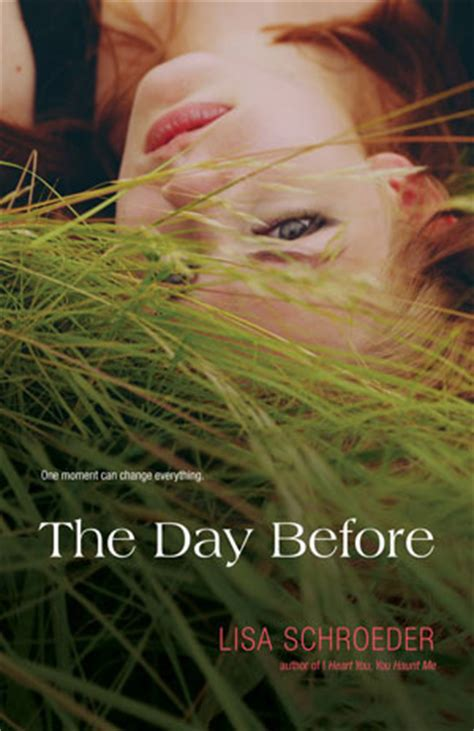 the day before by schroeder reviews discussion
