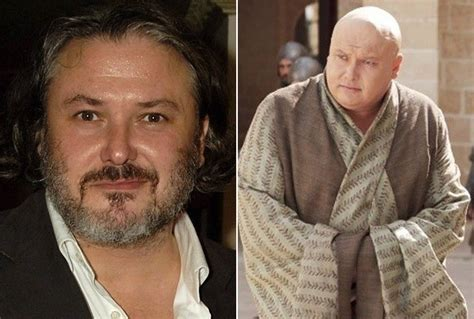 game of thrones eunuch actor conleth hill aka lord varys what the game of thrones