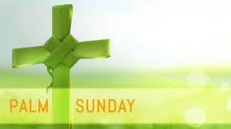Westville presby this sunday is palm sunday