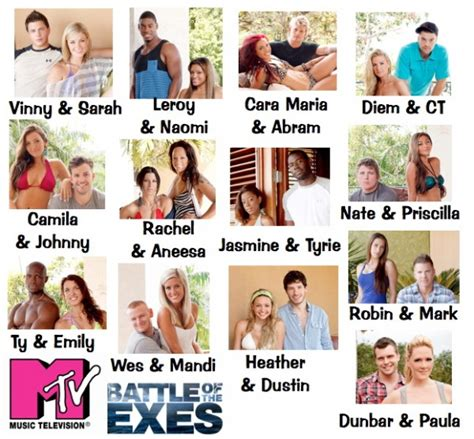 challenge of the mtv the challenge battle of the exes meet the cast