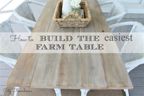 building a farmhouse woodwork build a farmhouse table pdf plans