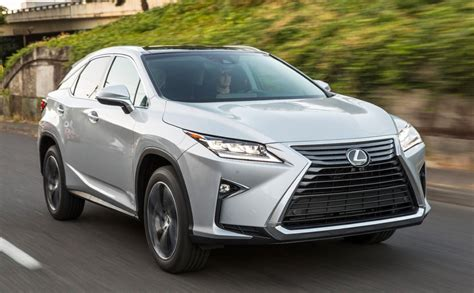 Pictures Of 2020 Lexus Rx 350 by 2020 Lexus Rx 350 Wheel Size Dimensions Highest Suv