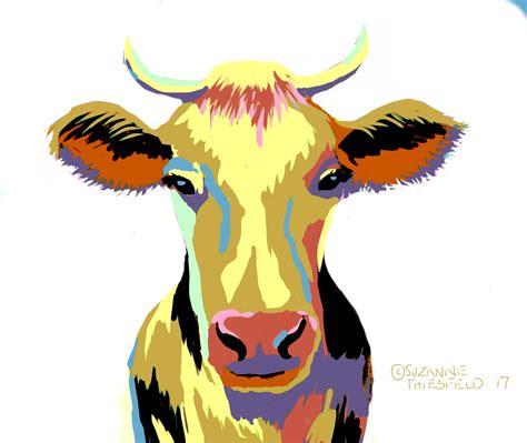 acrylic paint cass cow acrylic painting class