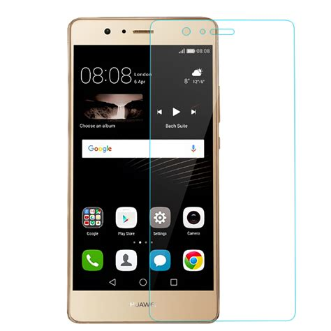 Tempered Glass Huawei P9 Lite 5 2 Inchi Anti Gores Kaca for huawei p8 lite p9lite tempered glass screen protector front cover phone accessory