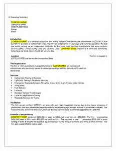 business plan template for service company towing company business plan hashdoc